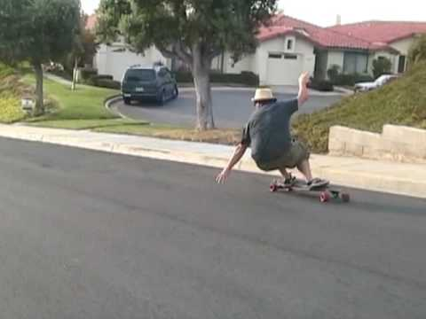 Surfing the concrete!