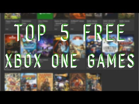 Top 5 FREE Xbox One Games You Can Download Now