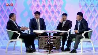 Монголын түүх Анхны төрт улс - Хүннү гүрэн /MNB/