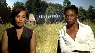 Actresses Amirah Vann & Adina Porter: The Underground Interview