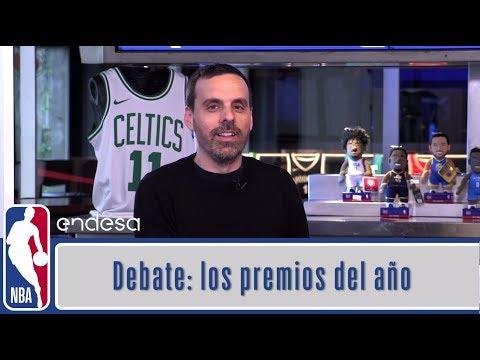 DEBATE: LOS PREMIOS DEL AÑO NBA