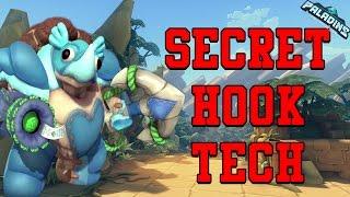 Paladins: Kami Reveals Secret Hook Technique!