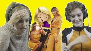 JÓVENES REACCIONAN A TELÉFONO (Remix) Aitana X Lele Pons