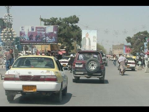 Tour of Mazar-e-Sharif, Afghanistan ᴴᴰ