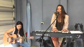 Fine By Me - Chris Brown cover by Paper Flights