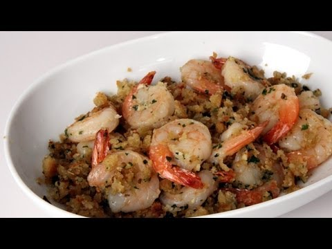 Shrimp Oreganata Recipe – Laura Vitale – Laura in the Kitchen Episode 261