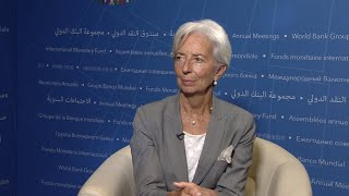 IMF chief: 'It's the first time in a decade that we have such a strong recovery' | Kholo.pk