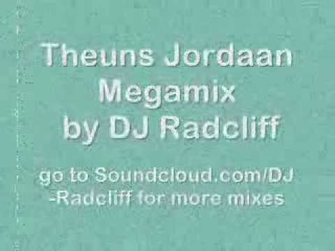 Theuns Jordaan Megamix by DJ Radcliff