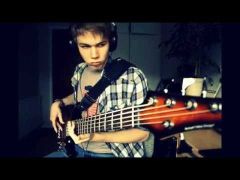 Audioslave - Jewel of the Summertime (bass cover)