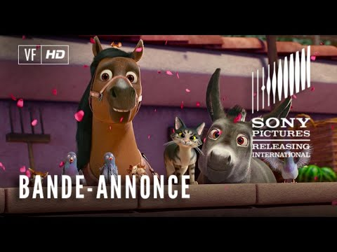 L'Étoile de Noël Sony Pictures Releasing France / Affirm Films / Columbia Pictures / Franklin Entertainment
