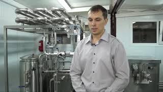 ММЗ 1000  Модульный молочный завод  Генераторы ледяной воды