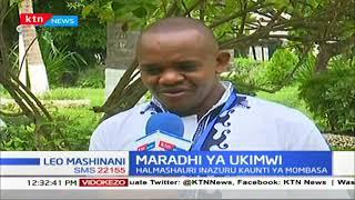 Halmashauri ya National AIDS and STIs Control Programme (NASCOP) yazuru Kaunti ya Mombasa