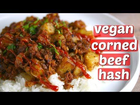 Vegan Corned Beef Hash