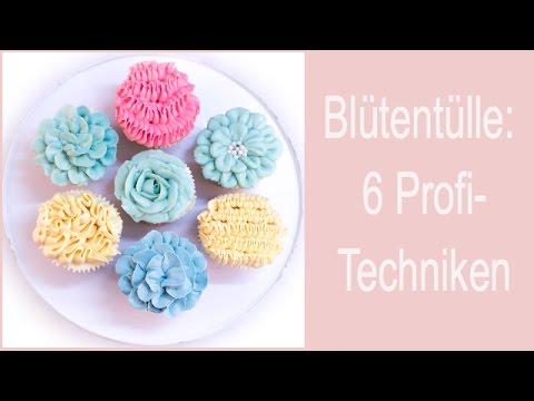 Blütentülle: 6 Profi-Technik zum spritzen