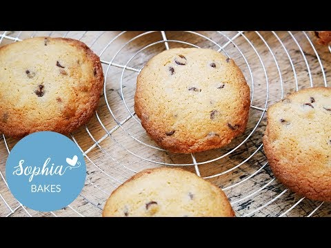Thermomix Chocolate Chip Cookies   Sophia's Kitchen