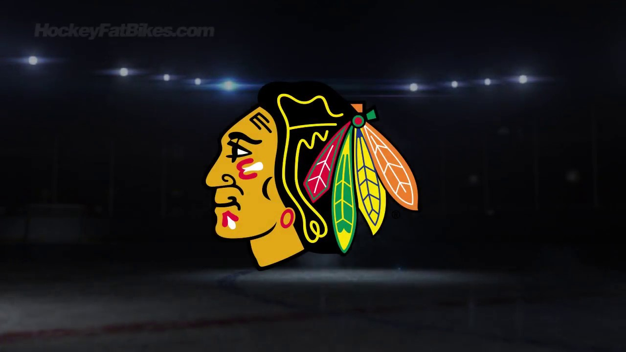 Chicago Blackhawks® Edition NHL® FatBike