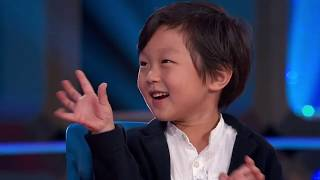 Aidyn Explains What a 'Buffet Age' Is - Kids Say The Darndest Things