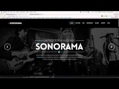 Converting HTML Templates into WordPress Themes Part 1