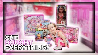 Giant 2nd Birthday Shopping Spree!!! (Unlimited $$)