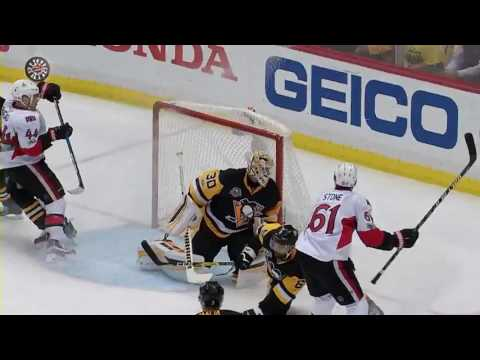 Ottawa Senators vs Pittsburgh Penguins - May 25, 2017 | Game Highlights | NHL 2016/17