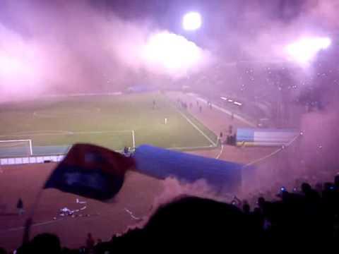 """Hinchada de wilstermann"" Barra: Gurkas • Club: Jorge Wilstermann"