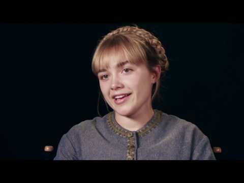 Florence Pugh: LITTLE WOMEN