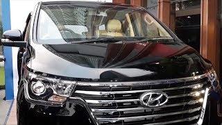Hyundai Perkenalkan Produk Hyundai H 1 2018 Dengan Tampilan Baru