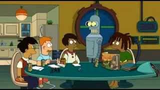 Futurama - Bender's Game - Trailer (2008)