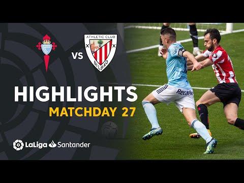Highlights I RC Celta 0-0 Athletic Club I LaLiga Matchday 27