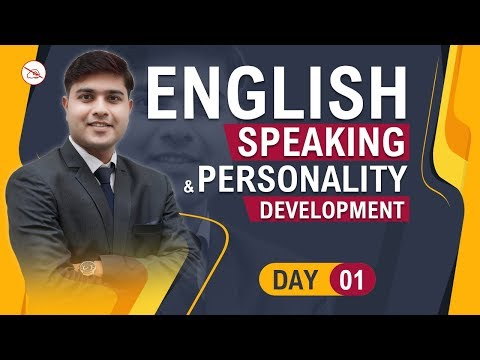 English Speaking & Personality Development | Day 01 | All ...