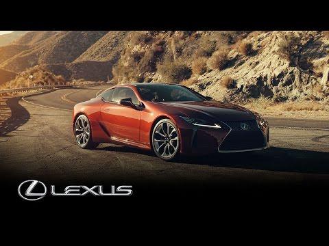 Lexus Lc 500 Купе класса A - рекламное видео 3