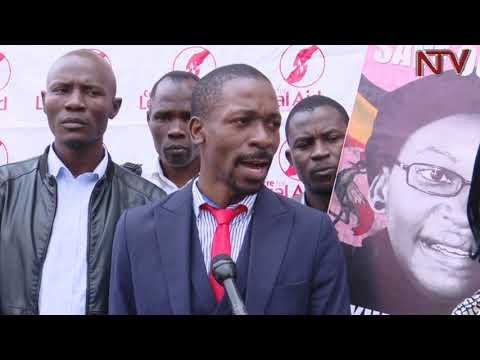 Kkooti esazeewo nti Dr. Stella Nyanzi  alina okwewozaako