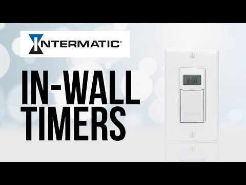 INTERMATIC FD60MH Timer,Spring Wound