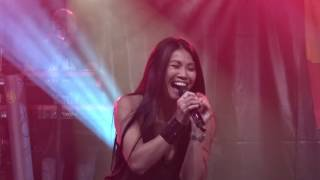 ANGGUN  . La rose des vents .  Mouscron 2016