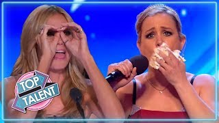 FUNNIEST FOOD Auditions On Got Talent! | Top Talent