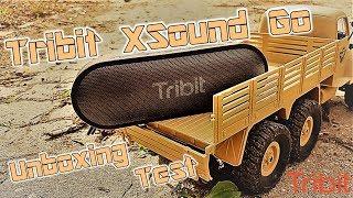 Bester Bluetooth Lautsprecher unter 40€ Tribit XSound Go   HD+   Deutsch