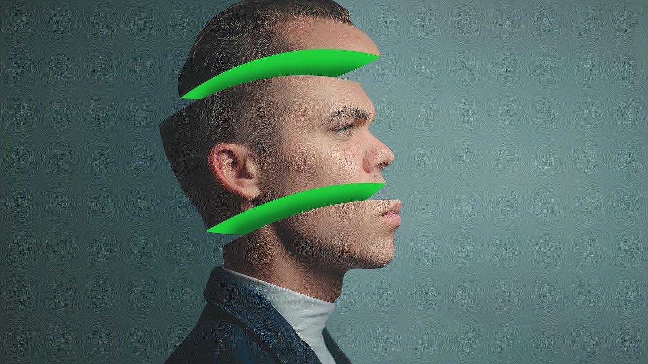Zerschnittenen Kopf erstellen (Sliced-Head-Effekt) – Photoshop-Tutorial