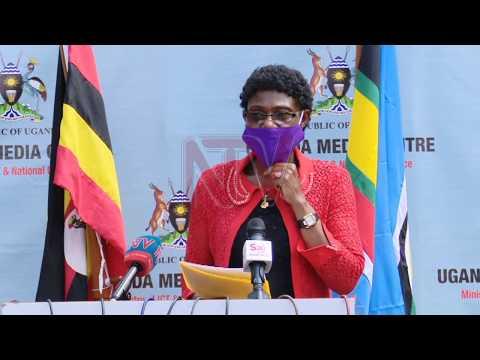 OKUVUGA TAKISI MU KAMPALA: Okwewandiisa kutandika nkya