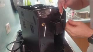 Saeco Minuto Repair HD 8841 warten reinigen auseinander bauen warten  2 von 2 8834 4000 Series Clean