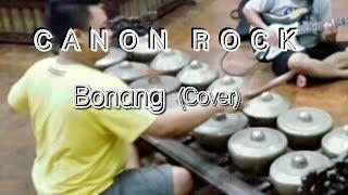 CANON ROCK, Cover Bonang Barung