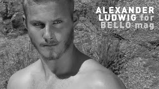 BELLO Exclusive interview with Alexander Ludwig