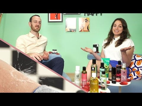 Massageöle & Massagekerzen: 61 Minuten Sex und EIS klären auf