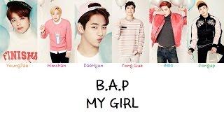 B.A.P - My Girl