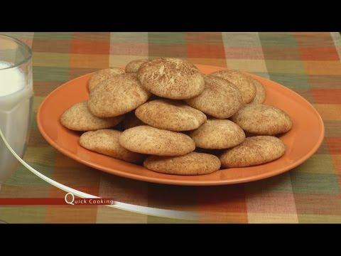 Quick Cooking w/ Karin Calloway: Cake Mix Snickerdoodles