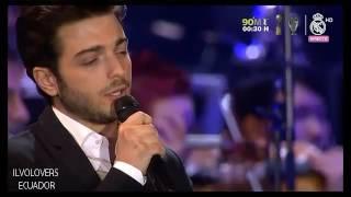 """Il Volo con Plácido Domingo cantan """"Non ti scordar di me"""" en el concierto Plácido en el Alma"""