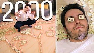 2000 TANE DOMİNO TAŞI DİZDİK !?