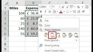 Ten Excel Paste Special Tricks to Make You a Pro
