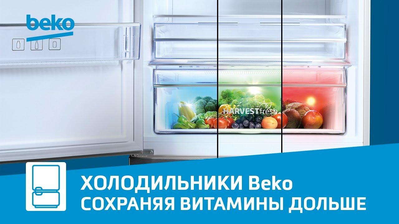 Холодильники с технологией Everfresh+
