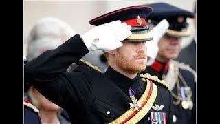 哈里王子的羞辱:被軍隊開除,禁止再穿軍裝。為了梅根,值得嗎?|宮廷秘史|