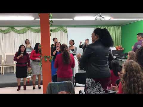 Damas Amor en Cristo Premià de Mar - Coro el pueblo de Israel